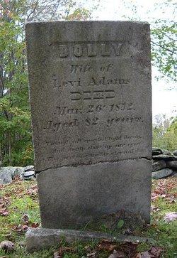"Dorothy ""Dolly"" <I>Houghton</I> Adams"