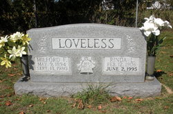 Rinda L <I>Thompson</I> Loveless