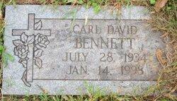 Carl David Bennett