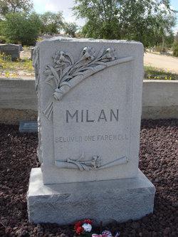 """Maria """"Mary"""" <I>Seiana</I> Milan"""