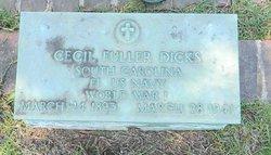 Cecil Fuller Dicks