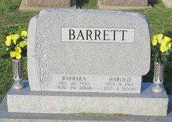 Tura Barbara <I>Battershell</I> Barrett