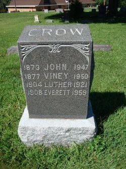 Luther Crow