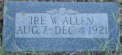 Ire W. Allen