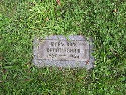 Mary K. <I>Morlan</I> Brantingham