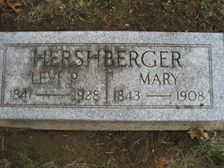 Mary <I>Erb</I> Hershberger
