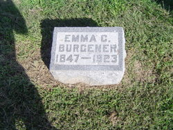 Emma Caltha <I>Mapes</I> Burgener