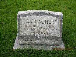 Elizabeth <I>Holahan</I> Gallagher