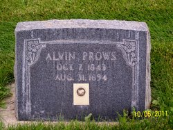 Alvin Prows