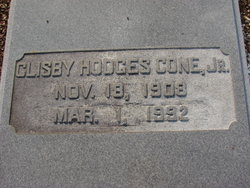 Clisby Hodges Cone, Jr