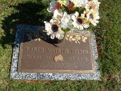 Karen Sue <I>Watkins</I> Nelson