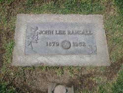 John Lee Randall