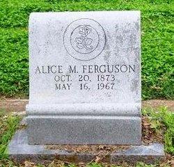 Alice M. Ferguson