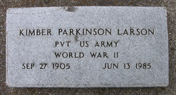 Kimber Parkinson Larson