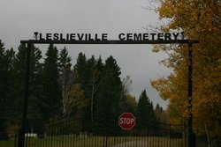 Leslieville Cemetery