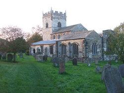 St Helen and the Holy Cross Churchyard