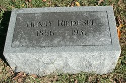 Henry Riedesel