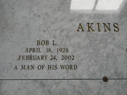 "Bobby Lee ""Bob"" Akins"