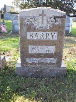 Marjorie F. Barry