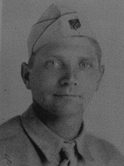 Pvt Ernest L Troxell