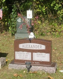 "Patricia Ann ""Pat"" <I>Howland</I> Alexander"