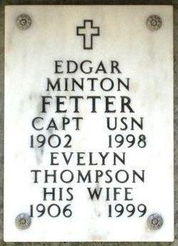 Edgar Minton Fetter