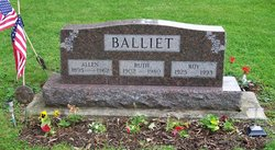 Ruth E. <I>Backtell</I> Balliet