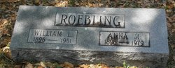 Anna M Roebling