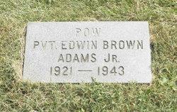 Edwin Brown Adams, Jr.