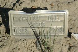 Bertha Mae Jack