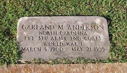Garland Midgett Anderson