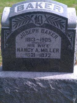 Nancy A <I>Miller</I> Baker