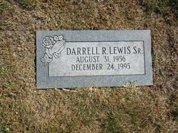 Darrell R Lewis, Sr