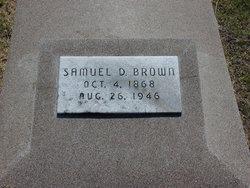 Samuel D. Brown