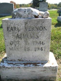Earl Vernon Adams