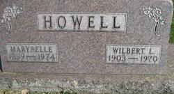 Mary Belle <I>Black</I> Howell