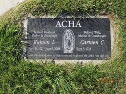 Ramon L Acha