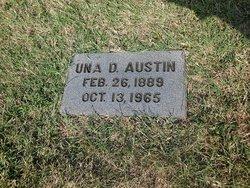 "Euna Lee ""Una"" <I>Dearing</I> Austin"