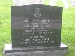 LTC Dan Ernest Baker