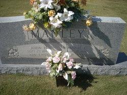 Annie Elizabeth <I>Green</I> Manley
