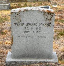 David Edward Barker