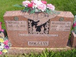 Madalene C. <I>Weekley</I> Boggess