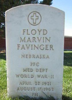 Floyd Marvin Favinger