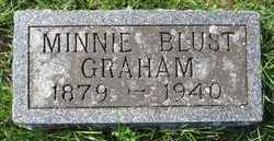 Minnie <I>Blust</I> Graham
