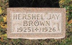 Hershel Jay Brown