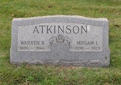 Warren B. Atkinson