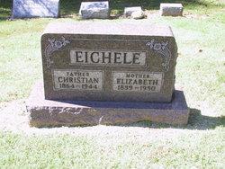 """Christian Friedrich """"Christ"""" Eichele"""