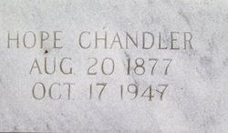 Hope E. Chandler