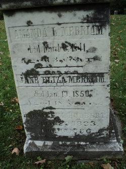 Harriet Cornelia <I>Merriam</I> Hulbert