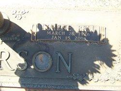 Lorene <I>Bell</I> Anderson